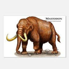Mastodon Postcards (Package of 8)