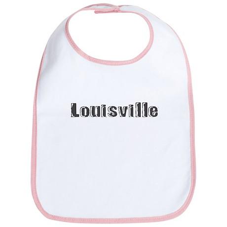Louisville Blasted Bib