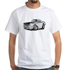 Duster 340 White Car Shirt