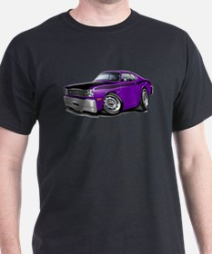 Duster 340 Purple Car T-Shirt