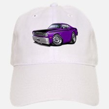 Duster 340 Purple Car Baseball Baseball Cap