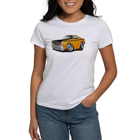 Duster 340 Orange Car Women's T-Shirt