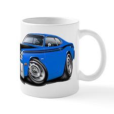 Duster 340 Blue Car Mug