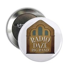 Radio Daze Bandstand Button