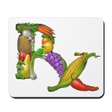 Wholefood Farmacy Logo Mousepad