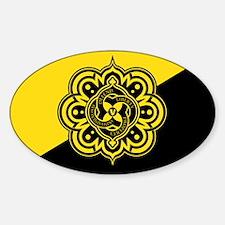 Agora Sticker (Oval)
