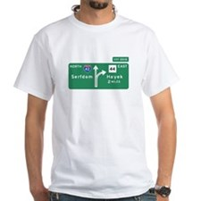 Road to Serfdom: Junction Shirt