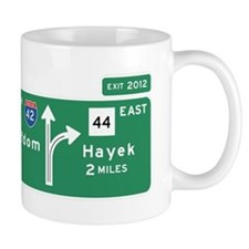 Road to Serfdom: Junction Mug