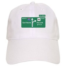Road to Serfdom: Junction Baseball Cap