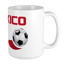 Soccer MEXICO Mug