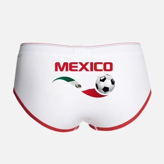 Soccer MEXICO Women's Boy Brief