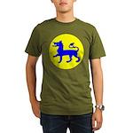 East Kingdom Populace Organic Men's T-Shirt (dark)