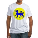 East Kingdom Populace Fitted T-Shirt