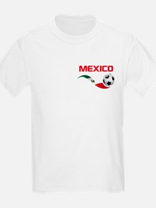 Soccer MEXICO Pocket Size T-Shirt