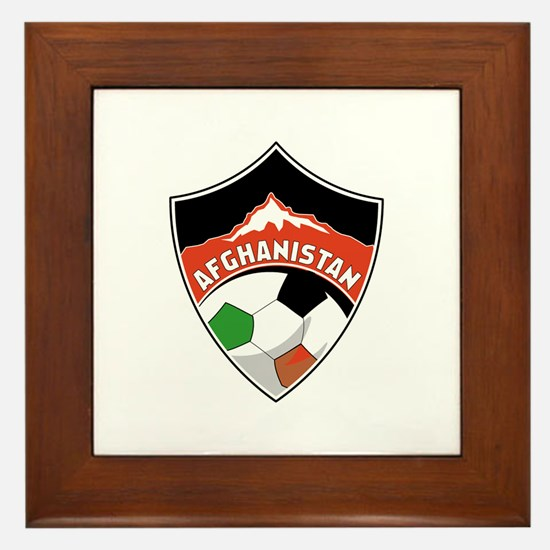 Funny Germany soccer 2010 Framed Tile