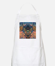 African Heart BBQ Apron