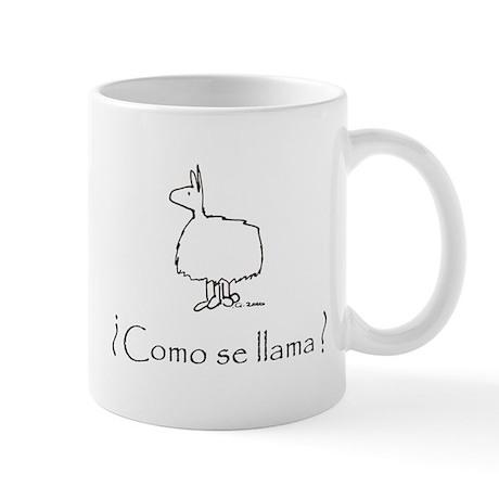 Como Se Llama (The Original) Mug
