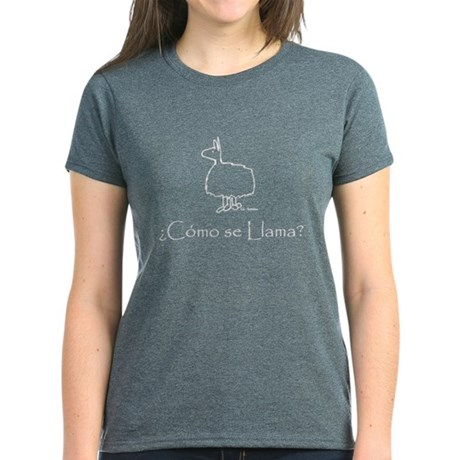 Como Se Llama (The Original) Women's Dark T-Shirt