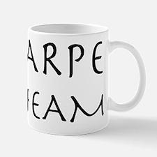 Carpe Theam/Seize the Tea Mug