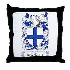 St. Clair Throw Pillow