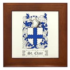St. Clair Framed Tile