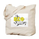 Beta sigma phi Canvas Bags