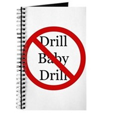 no more drilling Journal