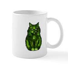 The fat green cat Mug