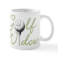 Golf Widow-Grn Mugs