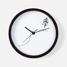 Save Gas Wall Clock