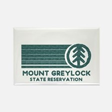 Mount Greylock Rectangle Magnet