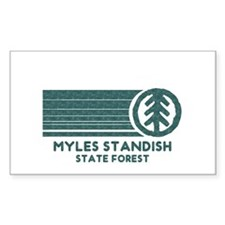Myles Standish State Forest Decal
