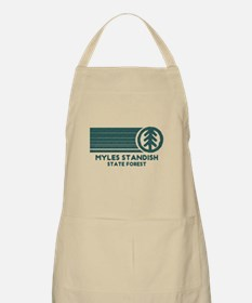 Myles Standish State Forest Apron