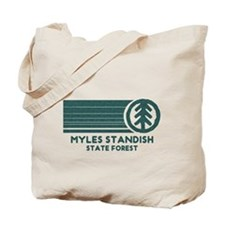 Myles Standish State Forest Tote Bag