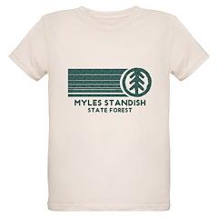 Myles Standish State Forest T-Shirt