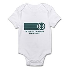 Myles Standish State Forest Infant Bodysuit