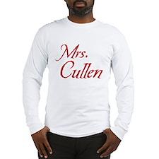 Mrs. Cullen Long Sleeve T-Shirt