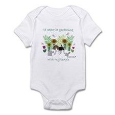 beagle Infant Bodysuit