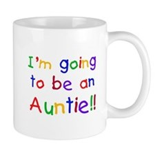 Going to be an Auntie Mug