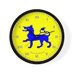 East Kingdom Populace Wall Clock