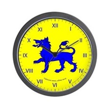 East Kingdom Populace Wall Clock