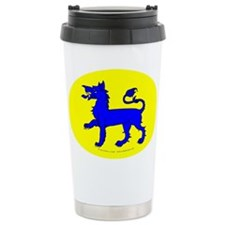 East Kingdom Populace Stainless Steel Travel Mug