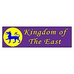East Kingdom Populace Sticker (Bumper 10 pk)