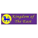 East Kingdom Populace Sticker (Bumper)