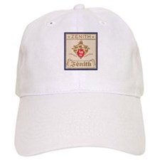 Vintage Cigar Label Baseball Cap