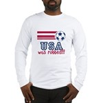 USA Was Robbed Long Sleeve T-Shirt