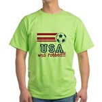 USA Was Robbed Green T-Shirt