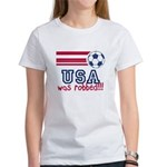USA Was Robbed Women's T-Shirt