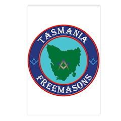 Tasmania Masons Postcards (Package of 8)