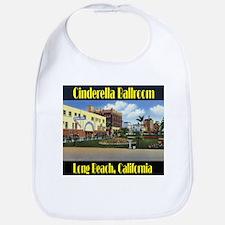 Cinderella Ballroom Bib